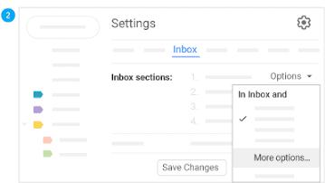 hộp thư đến trong Gmail