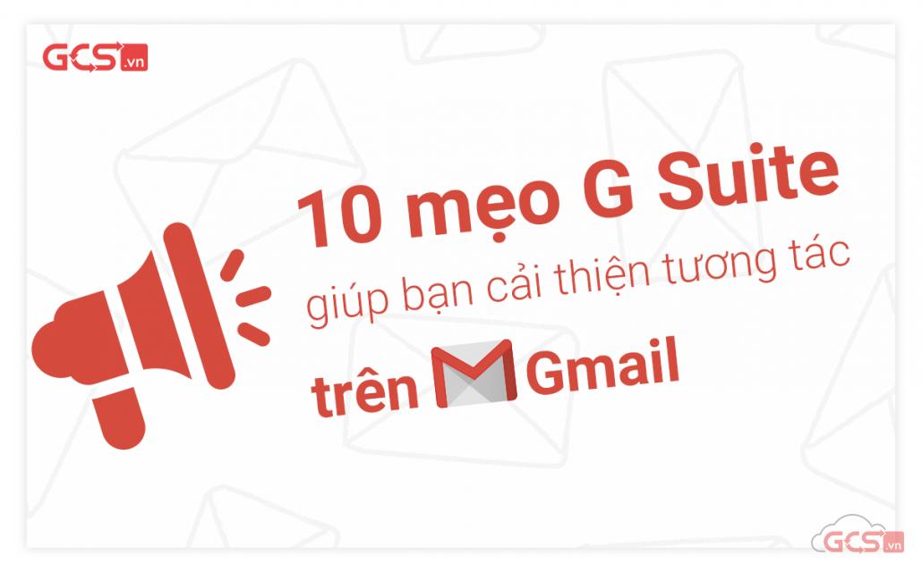 tương tác mọi người trên gmail