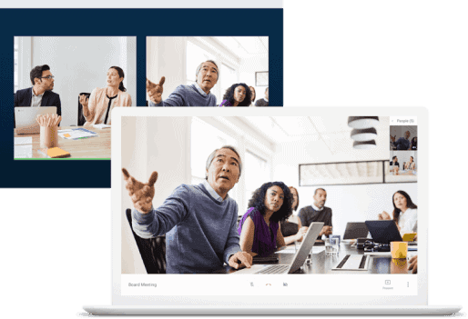 Cuộc họp video an toàn cho doanh nghiệp của bạn.