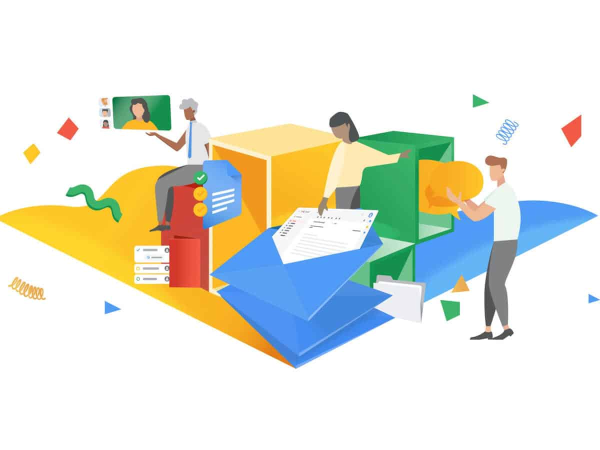 Google's G Suite adds new features, changes name to Google Workspace: Here's what's new - TechRepublic