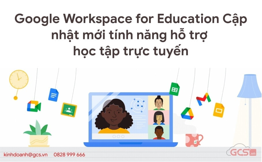 google workspace education