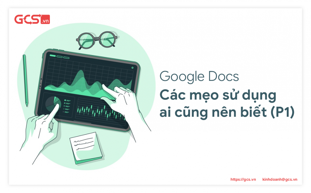 mẹo sử dụng google docs hay
