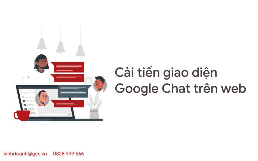 cai tien giao dien google chat tren web