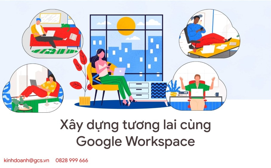 xay dung tuong lai cung google workspace