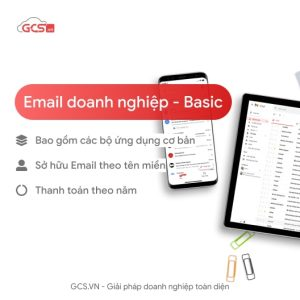 Email doanh nghiep Basic Annually