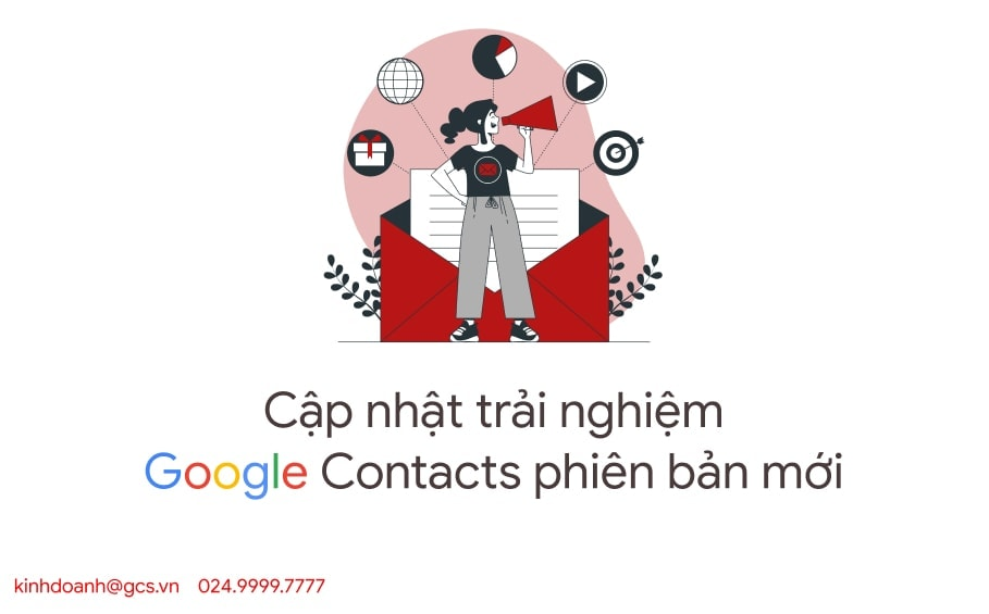 cap nhat trai nghiem google contacts phien ban moi