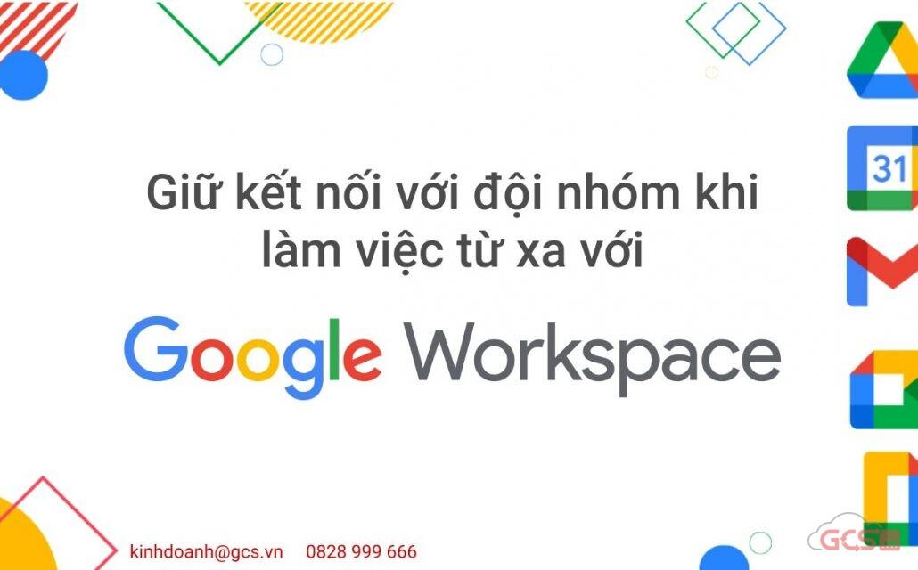 giu ket noi google workspace