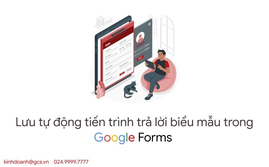 luu bieu mau trong google forms