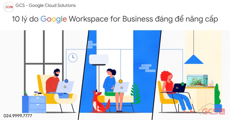 google workspace for business
